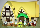 Disney 7 enanitos de Blancanieves + - foto