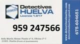 959247566.Detectives Huelva. Frente Ayto - foto