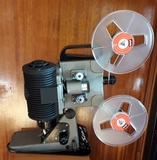 Proyector 8 mm. Star, Emel - foto