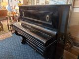 Piano de pared bernareggi siglo xix - foto