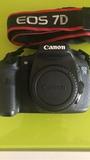 cámara canon 7D. solo cuerpo - foto