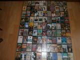 Lote de cintas de casete - foto