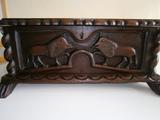 Arca baúl siglo 19 - foto