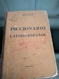 ANTIGUO DICCIONARIO LATINO-ESPAÑOL - foto