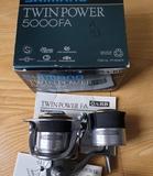 shimano twin power 5000fa - foto