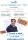 OPOSICIONES EDUCACION FÍSICA PRIMARIA - foto