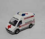 playmobil Ambulancia Cruz Roja - foto