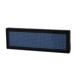 Programable LED Digital desplazamiento - foto