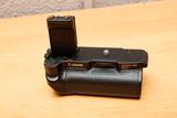 Camara Canon Eos 400d + grip + 2 bateria - foto