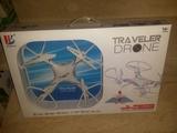 Dron camara wifi hd parada en el aire - foto
