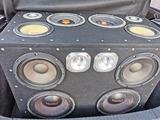 Se vende equipo de sonido para coche - foto