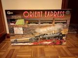Tren electrico orient express - foto
