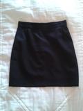 Falda negra t.s - foto