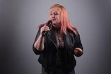 Cantante femenina para eventos - foto