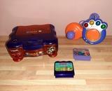 Consola V. Smile y 2 juegos - foto