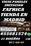VIGAS IMITACIÓN FABRICA EN MADRID - foto