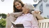 cuidado de ancianos - foto