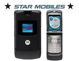 MOTOROLA RAZR V3 - TELéFONO NUEVO LIBRE