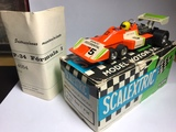 scalextric Tyrell Banco Occidental Exin - foto