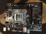 H110M Pro VD + chapa metalica - foto