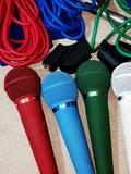 Lote 4 x Micrófono Vocal Profesional ATM - foto