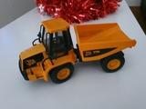 camion construccion bamford juguete - foto