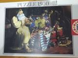 Puzzle 1500 piezas educa - foto