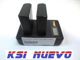 Cargador doble top-max nikon en el 14 - foto