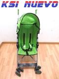 Carro  silla paseo asalvo verde - foto