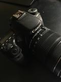 Canon EOS 70D + EF-S 18-135mm IS (STM) - foto