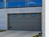 puertas automaticas seccionales - foto