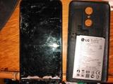 Teléfono LG M160 para reparar Pantalla - foto