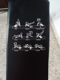 Tabla de abdominales VivaFit - foto