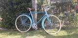 Bicicleta clasica para decoracion - foto