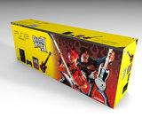 Caja PS2 Guitar Hero II Repro - foto