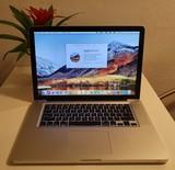 MacBook Pro 8,2 A1286 i7 15 pulgada 2011 - foto