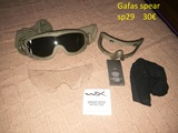 Gafas spear sp29 airsoft - foto
