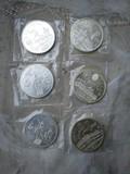 Monedas 2000pts plata nuevas precintadas - foto
