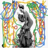 Moda flamenca - foto