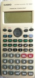 Calculadora Cientifica Casio FC 100V - foto