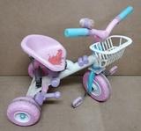 Triciclo para niÑos rosa. - foto