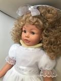Mariquita Perez muñeca de comunión nueva - foto