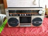 Radio cassette Toshiba bombeat 75 vintag - foto