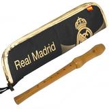 Estuche PORTA FLAUTA Real Madrid - foto