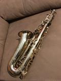 Vendo saxofon alto dorado lince paris - foto