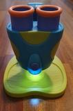 Microscopio infantil 8 aumentos - foto
