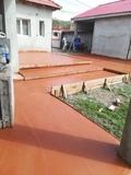 pavimentación de hormigón impreso - foto
