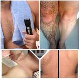 Rasurado-depilaciones-cera para caballer - foto