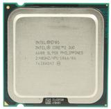 intel 775 core 2 duo 6600-2,40ghz - foto