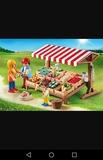Playmobil mercado de hortalizas - foto